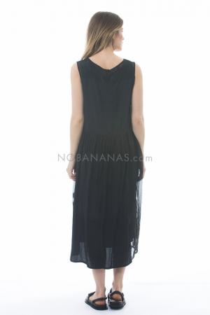 pas de calais, zweiteiliges Jacquard Kleid 13-00-4009