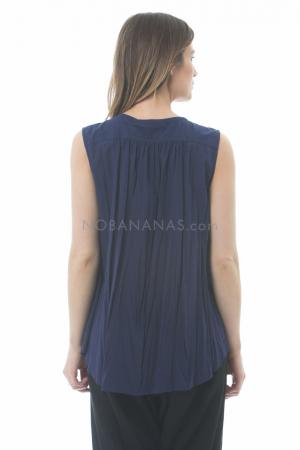pas de calais, fancy cotton blouse 13-00-6011