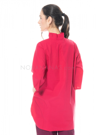 LABO.ART, Shirt Camicia Elia Sushi aus Baumwolle in Farbe Jazzy