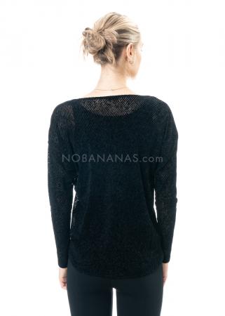 annette görtz, T-Shirt Dora1 mit Flockprint