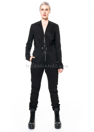DRKSHDW by Rick Owens, langärmliger Overall black