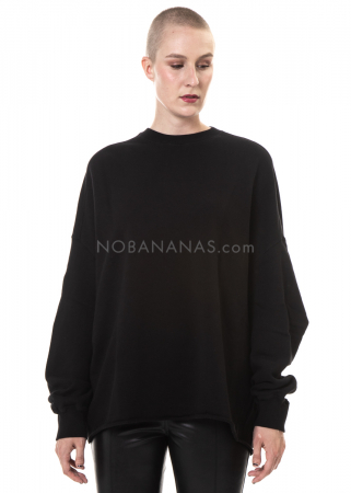 DRKSHDW by Rick Owens, oversized Sweatshirt black