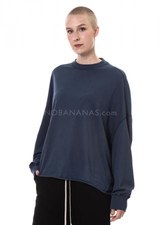 DRKSHDW by Rick Owens, leichtes oversized Sweatshirt mute