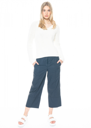 annette görtz, pants Eis from cotton-mix