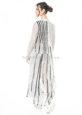 annette görtz, dress Jeny from cotton-silk-mix
