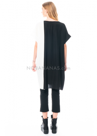 austriandesign, dress with asymmetrical neckline
