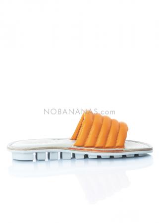 trippen, Sandale Lette orange