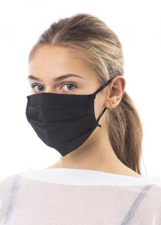 annette görtz, Mund- und Nasen-Maske in Schwarz