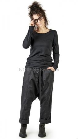 studiob3, Basic Shirt Nimoe mit Kaschmir
