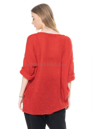 HINDAHL & SKUDELNY, Pullover in A-Linie 121P24