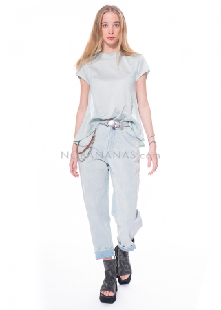 HIGH, summer jeans Pitch-Up