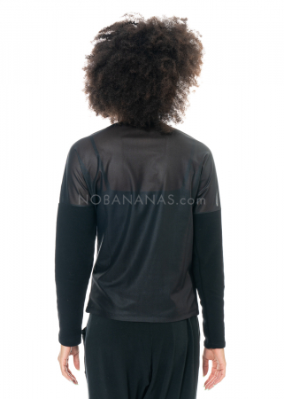 LA HAINE INSIDE US, Pullover mit Logo-Print Cymande