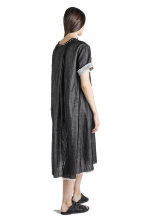 studiob3, zweilagiges Kleid Rossana