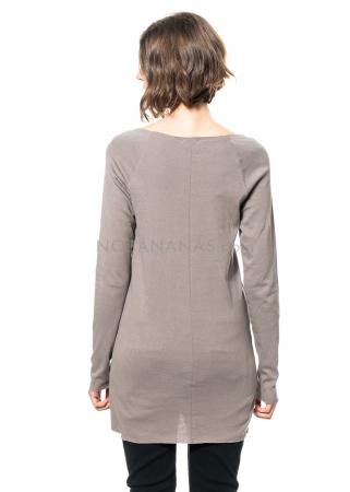 SCHIESS, Langarmshirt aus Baumwolle