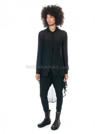 LA HAINE INSIDE US, asymmetric blouse Rahsaan