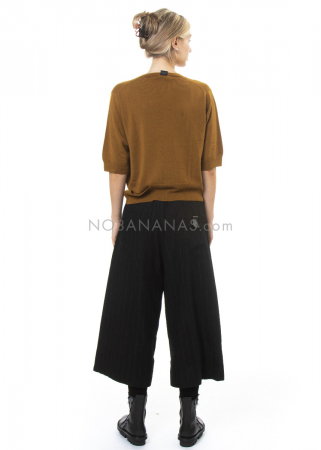 serien° umerica, wide trousers in a wool mix