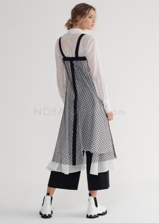 SYMETRIA, overcast tank dress