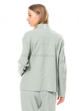 annette görtz, elastische Jacke Vic aus Leinenmischung