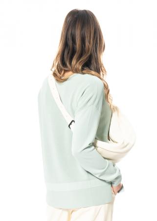 annette görtz, Cross-Body-Tasche Zip aus Lammleder