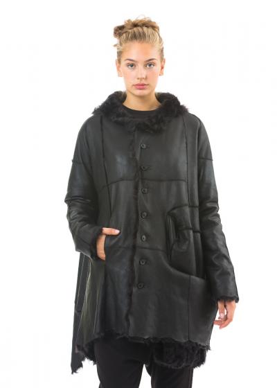 RUNDHOLZ, reversible Chekiang lamb fur coat 2191571203